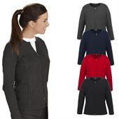Womens Zip Up Cardigan