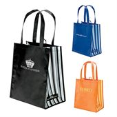 Tote Bag with Bottom Stiffener