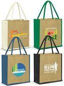 Large Shopper Jute Bag