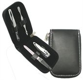 Leather Like Manicure Set