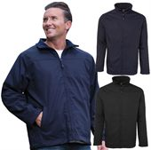 Lightweight Mens Lined Jacket