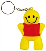 Little Man Stress Ball Keyrings