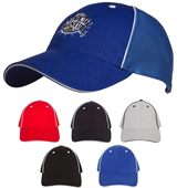 Low Profile Mesh Baseball Cap