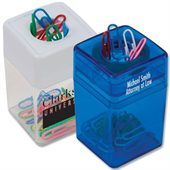 Handy Paper Clip Cube