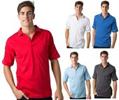 Mens Combed Cotton Polo Shirt