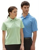 Mens Quick Dry Poly Polo