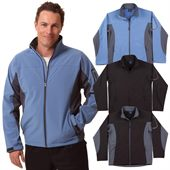 Mens Contrast Outdoor Jacket
