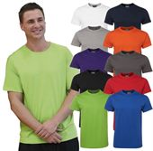 Budget Mens Fitted T-Shirt