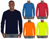 Long Sleeve Gildan T Shirt