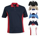 Mens Manchester Short Sleeve