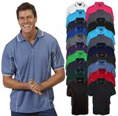 Polyester Mens Sports Polo