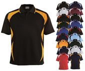 Unisex Active Polo Shirts