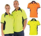 Cool Breeze Hi Vis Polo