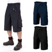 Cargo Shorts with Air Vents