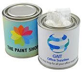 Mints 250ml Paint Tin