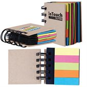 Notebook with Noteflags