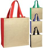 Panelled Eco Bag