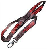 Personalized Satin Lanyard