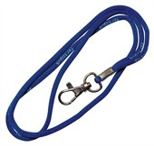 Polyester Rope Style Lanyard