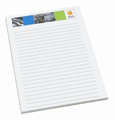 Promo 50 Page A4 Note Pad
