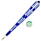 Promo Eco Friendly Lanyard