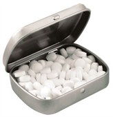 Compact Sugar Free Mint Tin