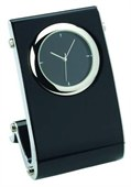Promotional Black Desk Clock