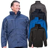 Polyester Waterproof Jacket