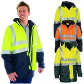 Reflective Safety Jacket with Vest