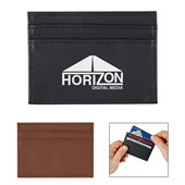 RFID Data Blocking Card Holder