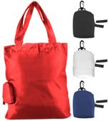 Pouch Tote with a Belt Clip