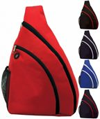 Branded Sling Backpack