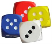 Stress Ball Small Dice