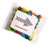 Small M&M's Printed Bag