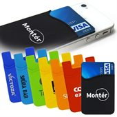 Mobile Phone Credit Card Holder