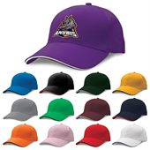 Contrast Peak Sports Cap