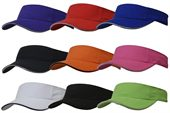 Sandwich Trim Cotton Visor