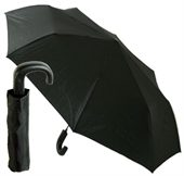 Mini Black Umbrella