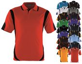 Adults Contrast Polo Shirts