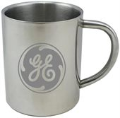 Quality Silver Coffee Cup