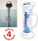 Suction Shower Timer