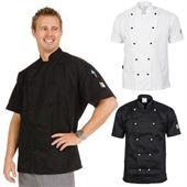 Chef Jacket with Cooling Vents