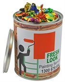 Toffees 1000ml Paint Tin