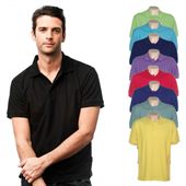 Cotton Polyester Polo Shirt