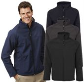 Mens 3 Layer Waterproof Jacket