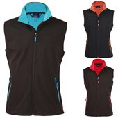 Womens Contrast Sports Vest
