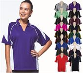 Womens Custom Polo Shirt