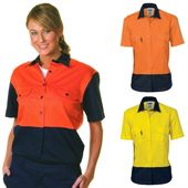 Hi-Vis Women's Work Shirt