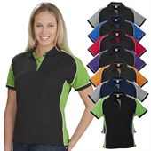 Ladies Low Pill Polo Shirt