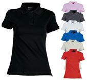 Womens Fitted Promotional Polo